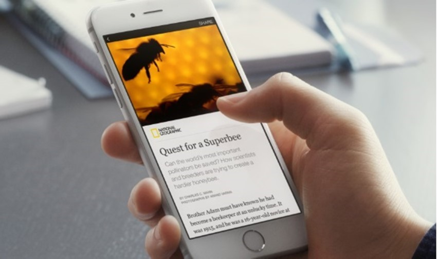 Facebook Launch New Instant Articles for Mobile
