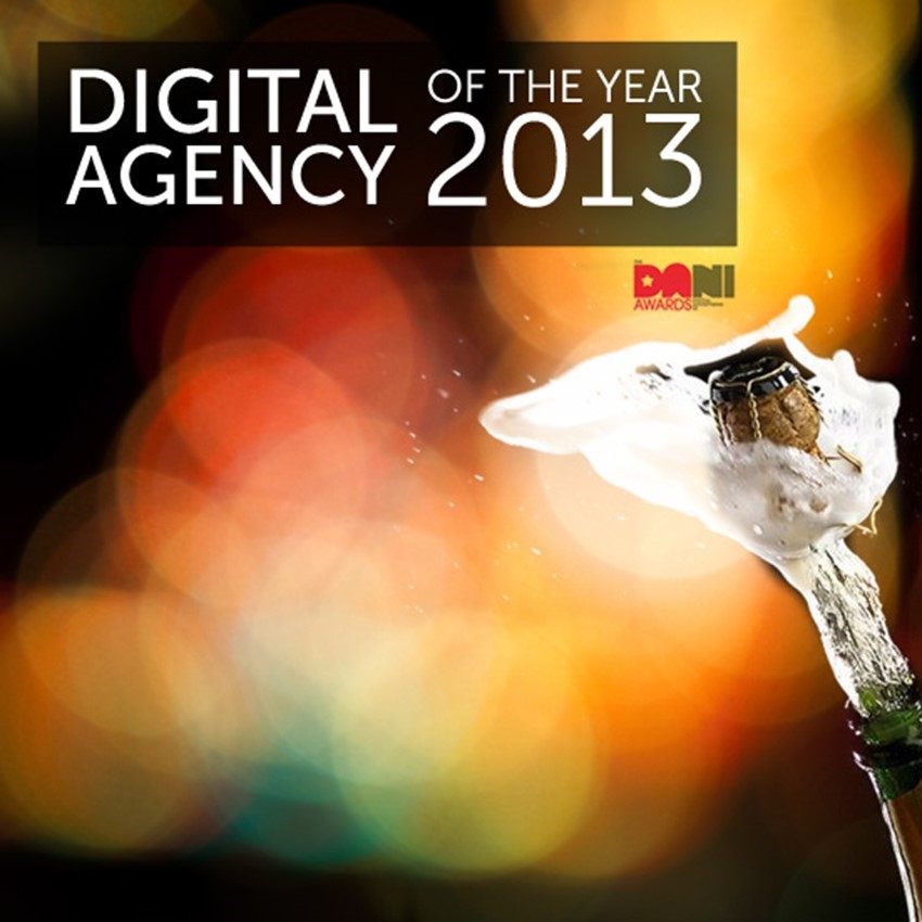 Digital Agency of the Year Award made it a Web Bureau Weekend!