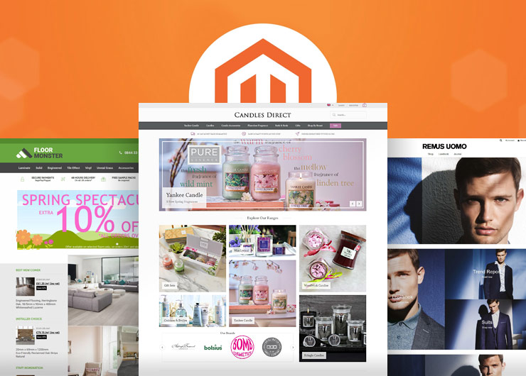 Magento Commerce - Magento Agency - Web Design - Web...