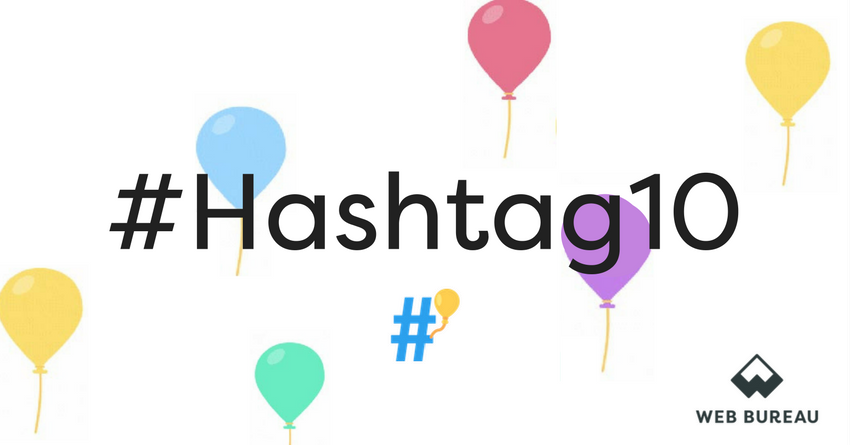 Twitters Most Popular Hashtags Ever #hashtag10